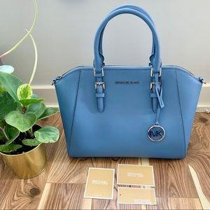 *NWT* MICHAEL KORS | ciara satchel purse large